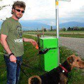 Hundekot hält Hohenems auf Trab