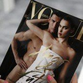 Ronaldo ziert Vogue-Cover