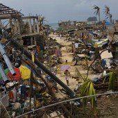 Keine Perspektiven nach dem Taifun Haiyan