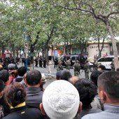 Dutzende Tote bei Anschlag in Xinjiang