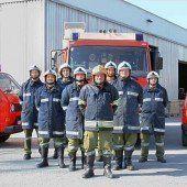 50-jähriges Jubiläum der Zumtobel-Feuerwehr