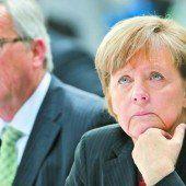 Gipfel-Streit um Juncker