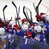 Frankreich düpiert die NHL-Stars