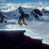 Antarktis-Eisschmelze nicht mehr zu stoppen