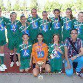 Titel für Emser Fußball-Girls