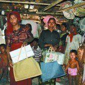 Rohingya ermordet, vergewaltigt und vertrieben