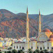 Die Hauptstadt des Omans: Maskat
