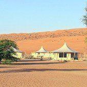 Besuch bei den Beduinen