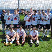 PTS Feldkirch gewinnt in Fußach den Poly-Cup