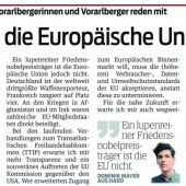 Die EU und die Jugend