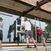 Lochau: Endspurt für Großprojekt
