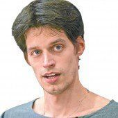 Viktor Pfeifer hört mit dem Eiskunstlauf auf