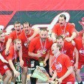 Dritter Meister-Streich der Harder Handballer