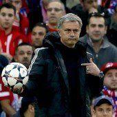 Teure Aussagen von Chelsea-Coach Mourinho