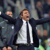 Juventus schimpft auf den Referee