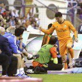 Ronaldo wird im Finale spielen können