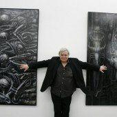 Schweizer Fantasy-Visionär und Alien-Schöpfer H. R. Giger ist 74-jährig gestorben