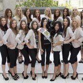 Das Rennen um die begehrte Krone: Die Miss Austria Wahl 2014 rückt näher