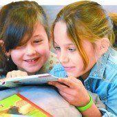 Kinder und Jugendliche wählten ihre Lieblingsbücher