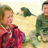Schock und Trauer nach der Schlammlawine in Afghanistan