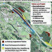 Hochwasserschutz muss warten: UVP gefordert