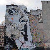 Graffiti belebt die Stadt