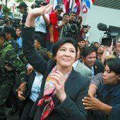 Yingluck abgesetzt
