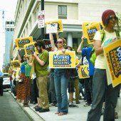 Fracking ist auch in den USA ein Wahlkampfthema