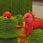Ein chormusikalisches Puppentheater