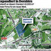 Blum baut neues Werk in Dornbirn Wallenmahd
