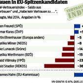 EU-Wahl: Ausgang ist weiterhin völlig offen