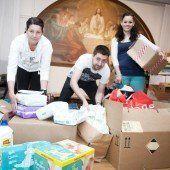 Serben in Vorarlberg sammeln für die Hochwasser-Opfer