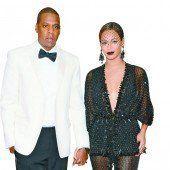 Jay Z und Beyoncé wollen 1,46 Millionen für Auftritt