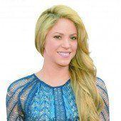 Shakira stellt WM-Song vor