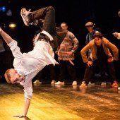 Tanz-Shownight mit Big Band Parasoul