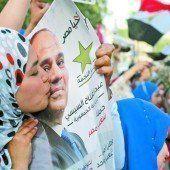 Ägyptische Präsidentenwahl wegen geringer Beteiligung verlängert
