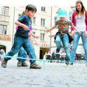 Weltspieltag mit Klassikern vom Pausenhof