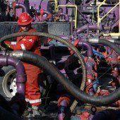 Brauchen kein Fracking