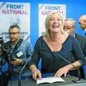 Frankreich, rechtsum
