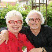Bärbel und Peter Pejot feiern Goldene