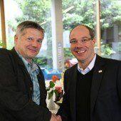 Fachhochschule: Oskar Müller ist der neue Chef