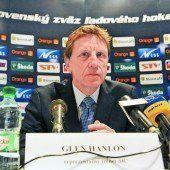 Glen Henlon will mit der Schweiz auf Platz fünf