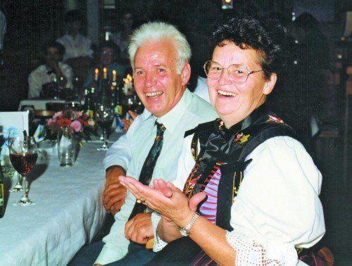Glücklich genießt das Paar seinen Ruhestand. fotos: privat