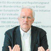 EU-Wahl: Hans-Peter Martin gibt indirekte Empfehlungen ab