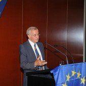 Sausgruber referierte über Europäische Union