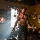 Wolverine als Zeitreisender