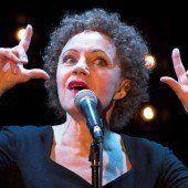 Chansonabend mit Maria Bill in Götzis