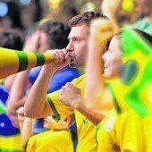 Brasilien im Fußballfieber