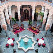 Riads: Alte Stadthäuser und neue Paläste