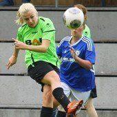 DSV-Ladys sind klar auf Kurs für die zweite Liga